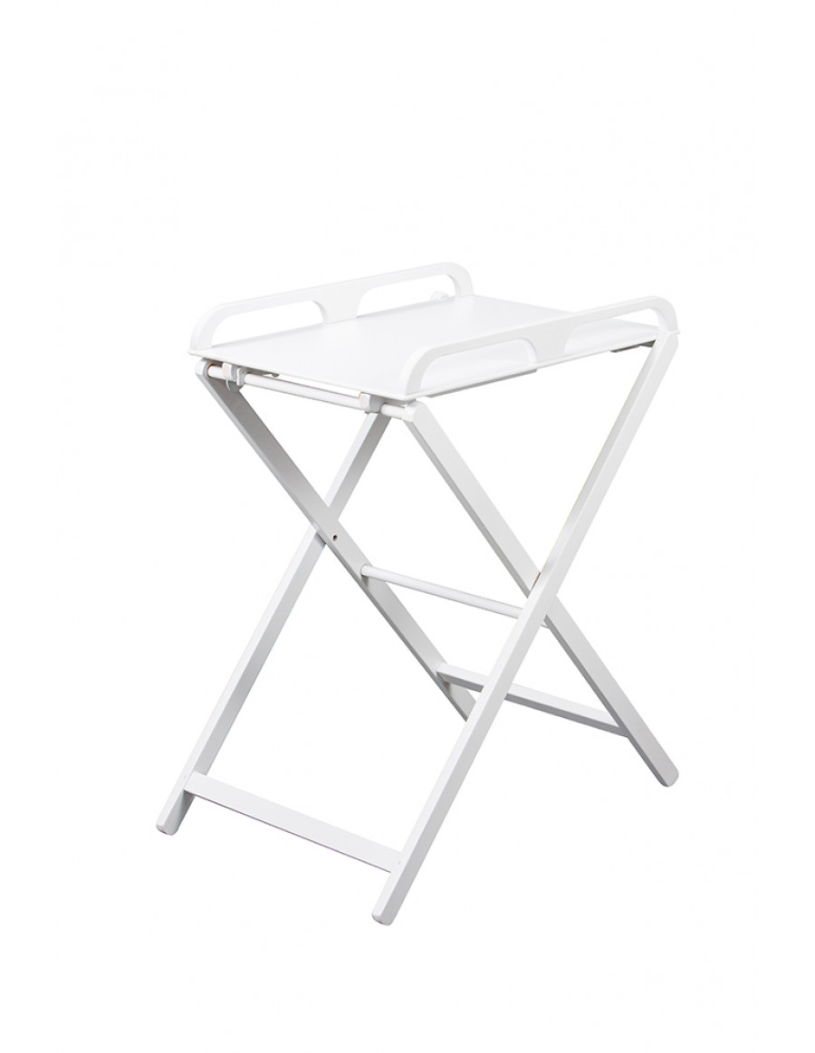 Table langer pliante jade laqu e blanc - Table a langer pliable ikea ...